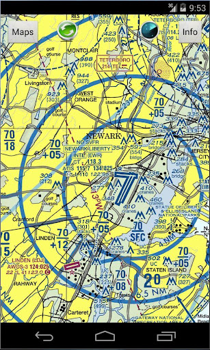 USATacCharts Aeronautical Maps