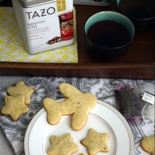 TAZO® Egyptian Ruby Tea Cookies