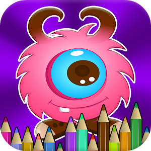 How To Mod Monster Coloring Book Patch 10 Apk For Pc