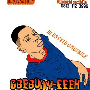 Cover Art for song Gbebody eeh