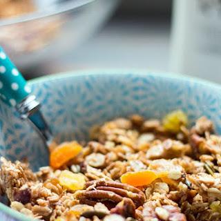Toasted Oats Granola Recipes
