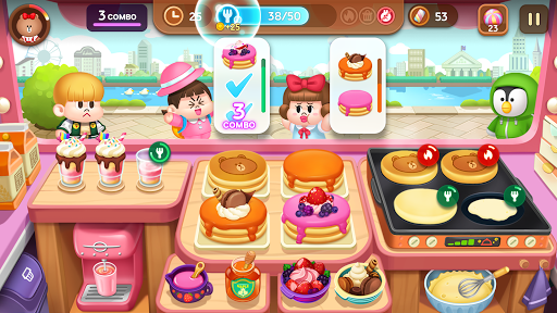 LINE CHEF 1.8.0.31 screenshots 7