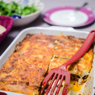 Grilled Shepherd's Pie