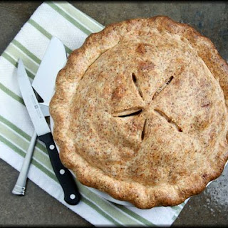 Cheddar-Crust Apple Pie.