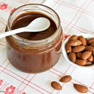 Chocolate Nut Spread (Healthy).