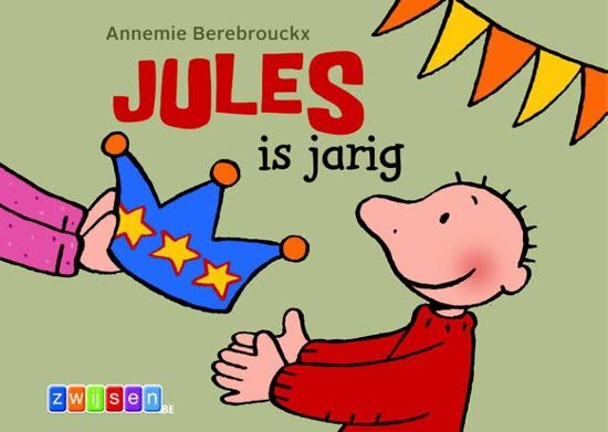 Jules is jarig