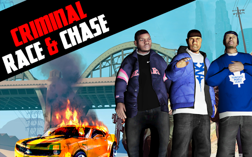 Criminal Race Chase