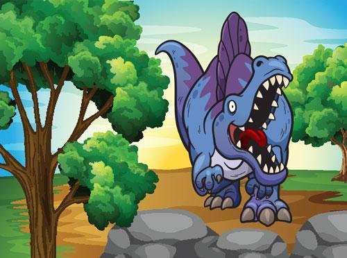 Jigsaw Puzzles Dinosaur t-rex screenshot 4