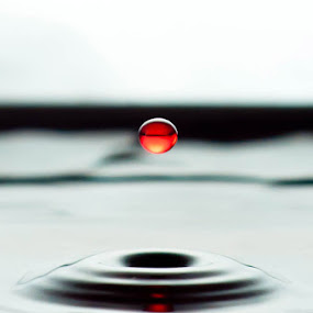 Red Dot by Muhamad Firman - Artistic Objects Other Objects