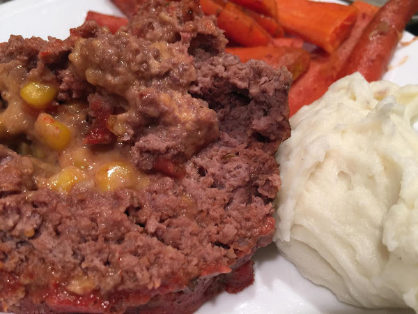 Surprise Meatloaf Recipe