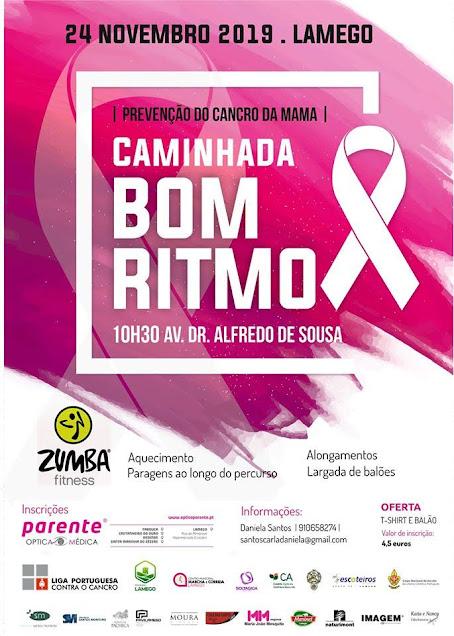 Caminhada Bom Ritmo - Lamego - 24 de novembro