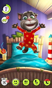 My Talking Tom 6.1.2.866 Mod (Free Shopping) 3