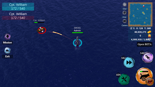Battle of Sea: Pirate Fight 1.6.9 screenshots 5