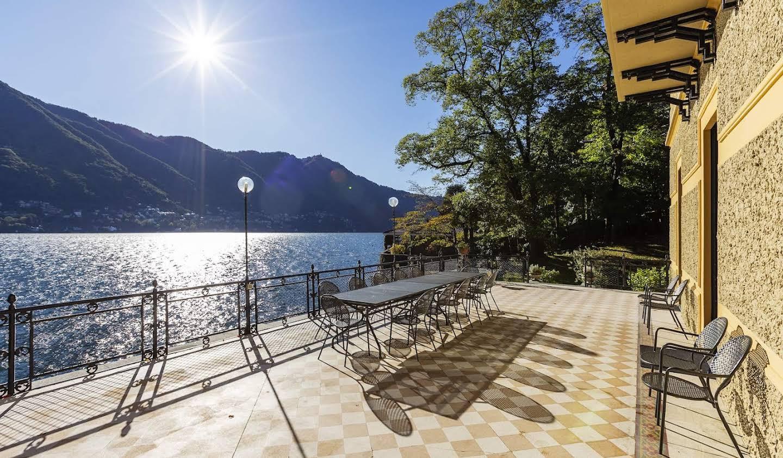Villa avec jardin et terrasse Moltrasio