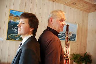 Photo: Med Ivar Andresen, Hopen brygge, august 2006