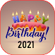 + 2021 Birthday Images - Androidアプリ