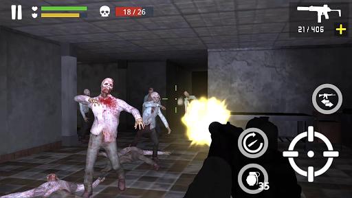 Dead Zombie Battle : Zombie Defense Warfare  screenshots 8