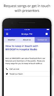 Bridge FM- screenshot thumbnail