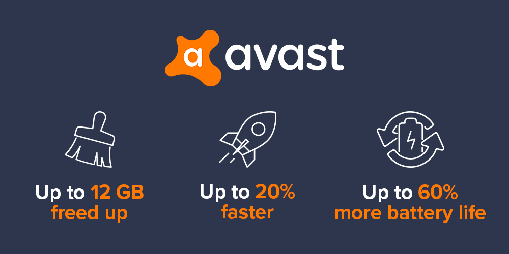 Avast Cleanup & Boost, Phone Cleaner, Optimizer Android App Screenshot