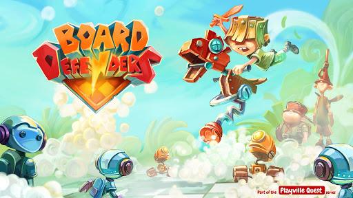 棋盘之卫士 Board Defenders