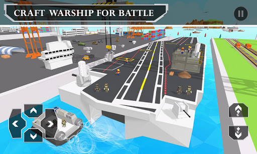 Naval Ships Battle: Warships Craft for PC