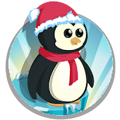 Flippy Ice Penguin