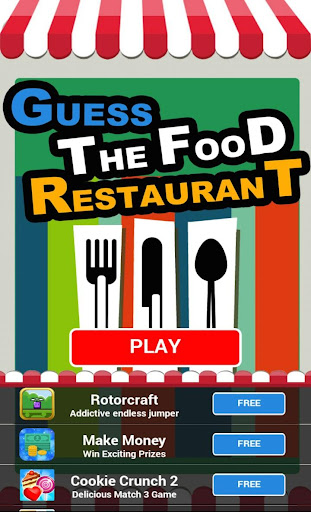 Guess the Food Restaurant Quiz