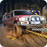 Off-Road Pull Car Mud Simulator 1.0
