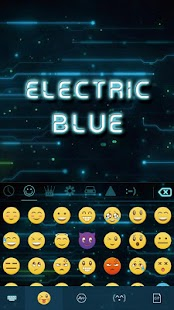 Electric-Blue-Keyboard-Theme 1