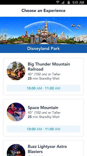 Disneylandu00ae  screenshots 4
