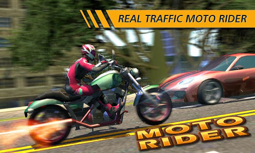 Moto Rider 1.2.1 screenshots 4