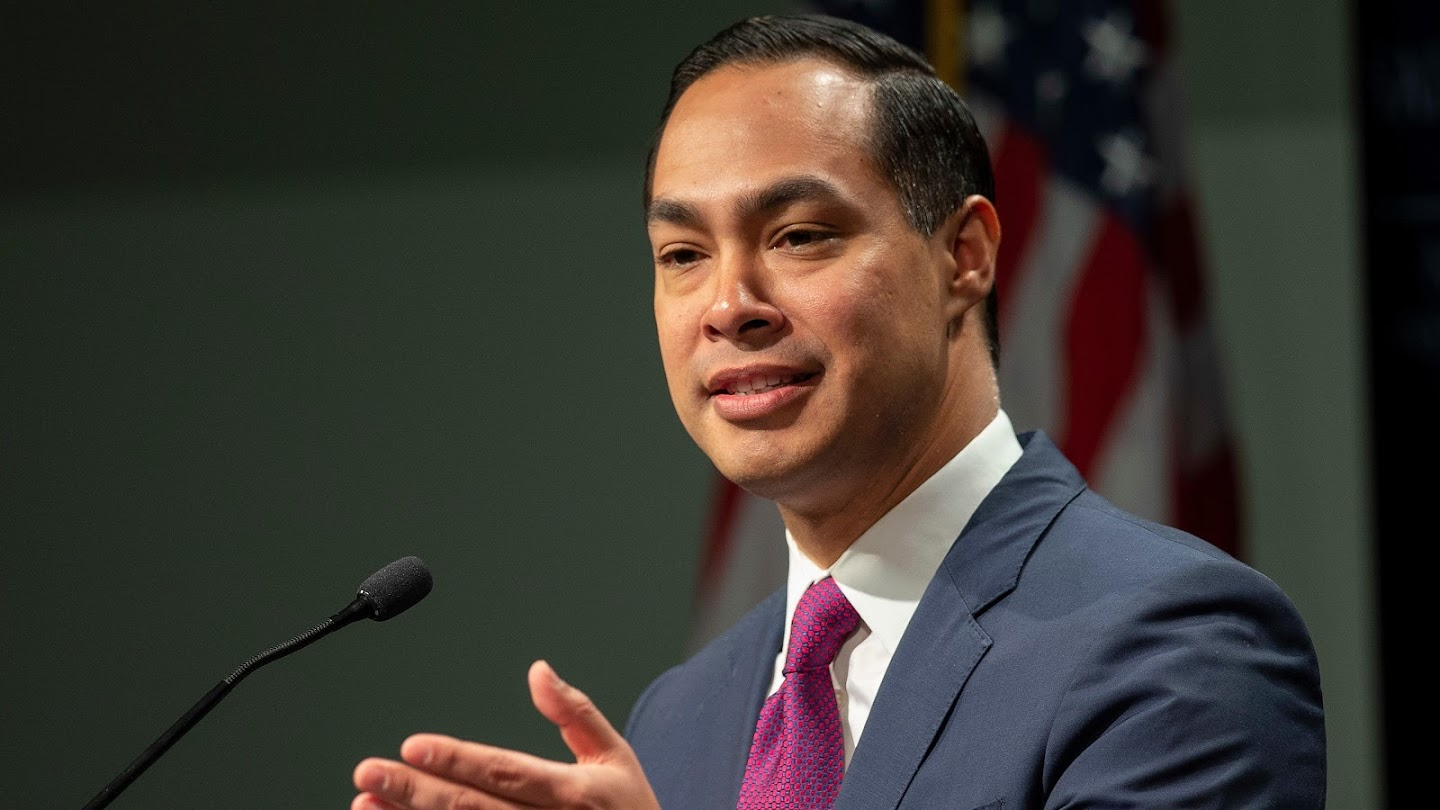 Watch Julian Castro: CNN Presidential Town Hall live