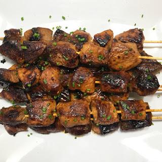 Filipino BBQ Skewers Recipe