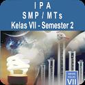 SMP 7 IPA Semester 2 icon