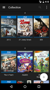 My Movies Pro - Movie & TV Collection Library Screenshot