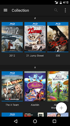 My Movies Pro - Movie & TV Collection Libraryのおすすめ画像1