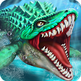 Jurassic Dino Water World file APK Free for PC, smart TV Download