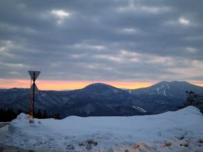 Photo: やっぱ山からの景色はよいです