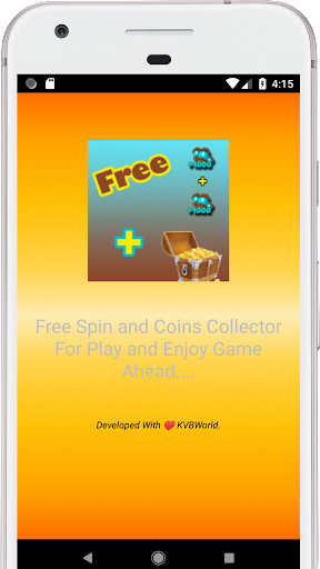 Free Spin Links and Coin Collector - Free Spin 1.1 screenshots 1