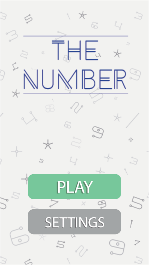 The Number- screenshot