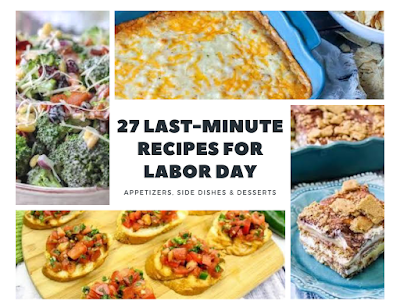 27 Last-Minute Recipes for Labor Day