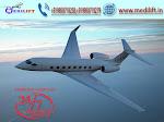 High-Quality ICU Emergency Air Ambulance Service in Patna