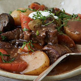 Nancy Fuller's Slow Cooker Beef Stew.