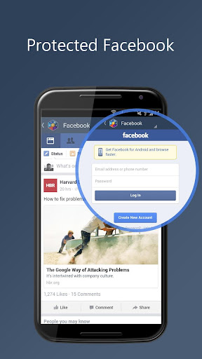 Social Media Vault screenshot 4