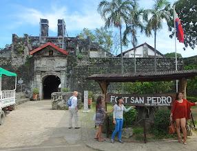 Photo: Fort San Pedro