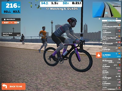 Zwift 1 0 32984 (40) (Arm64-v8a) + (AdFree) APK for Android