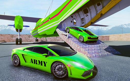 Army Vehicles Transport Simulator:Ship Simulator screenshot 12