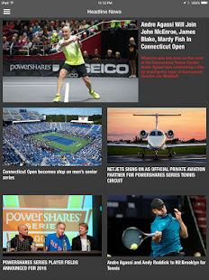PowerShares Series Tennis- screenshot thumbnail