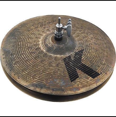 "13"" Zildjian K Custom Special Dry - Hi-hat"