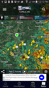 WTVA Weather - Apps on Google Play